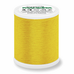 Sunflower - Madeira Decora 6 Decorative Overlocker Thread 100m-Madeira-Splashings of Fabric