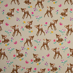 Bambi - Sand-QjuTie-Splashings of Fabric