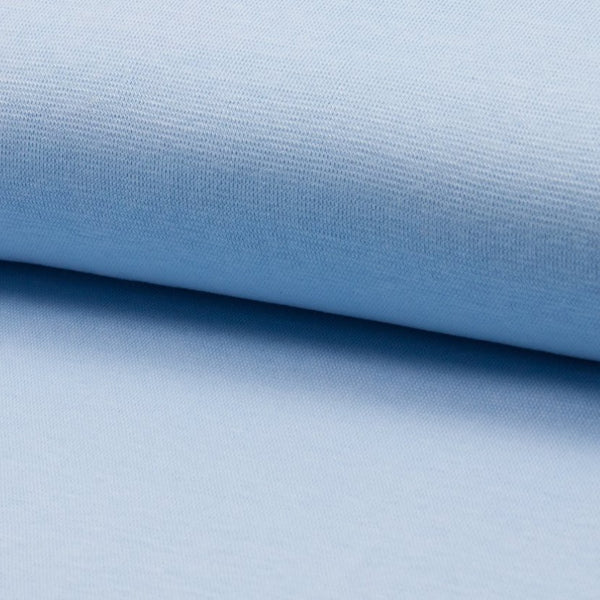 Tubular - Smooth Rib - Baby Blue-Splashings of Fabric-Splashings of Fabric