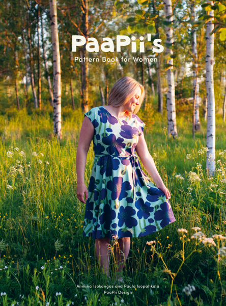 PaaPii's Pattern Book for Women-PaaPii-Splashings of Fabric