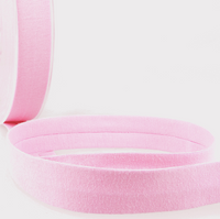Pink - 20mm - Stretch Bias Binding-Stephanoise-Splashings of Fabric