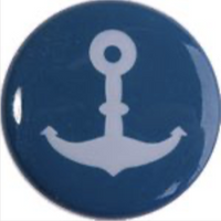 Anchors - 11mm Button Snap - 10pk-Splashings of Fabric-Splashings of Fabric