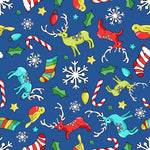 EXCLUSIVE - Splashings of Christmas-Custom-Splashings of Fabric