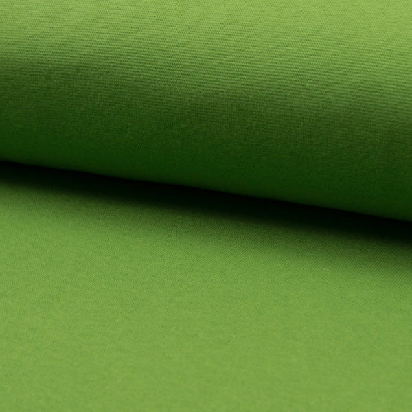 Tubular - Smooth Rib - Grass Green-Splashings of Fabric-Splashings of Fabric