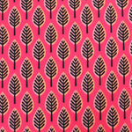Park Lane - In the Woods - Magenta - SoftShell-Hamburger Liebe-Splashings of Fabric
