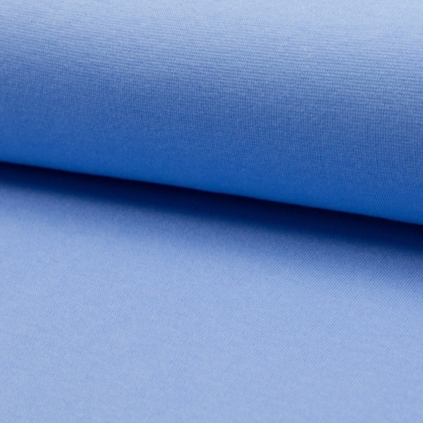 Tubular - Smooth Rib - Cornflower Blue-Splashings of Fabric-Splashings of Fabric