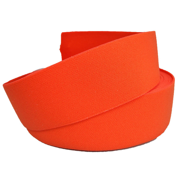 Prym 38mm Orange soft elastic-Prym-Splashings of Fabric