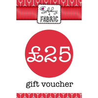 £25 Gift Voucher-Splashings of Fabric-Splashings of Fabric