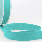 Teal - 20mm - Stretch Bias Binding-Stephanoise-Splashings of Fabric