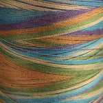 Variegated Opal - Overlocker Thread-Madeira-Splashings of Fabric