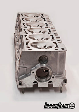 M20 Touring 885 Cylinder Head