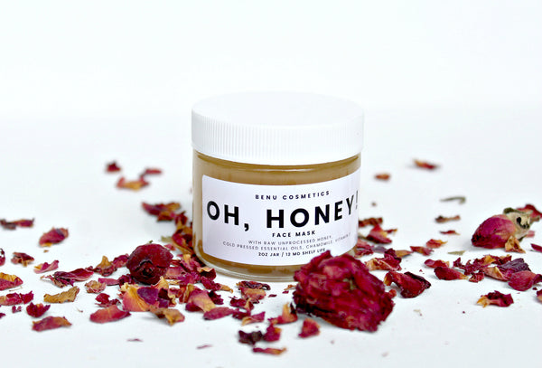 Oh Honey! Face Mask