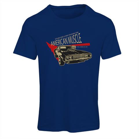 American Muscle Way PistonHeads T-Shirt