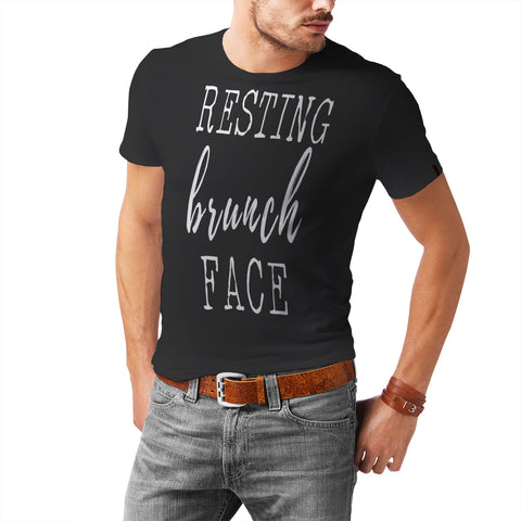 Resting Brunch Face | Funny T-Shirt