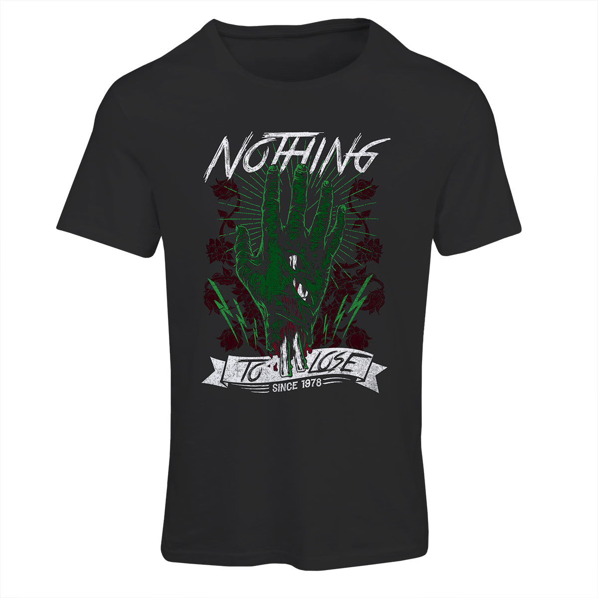 Nothing To Lose | Retro T-Shirt