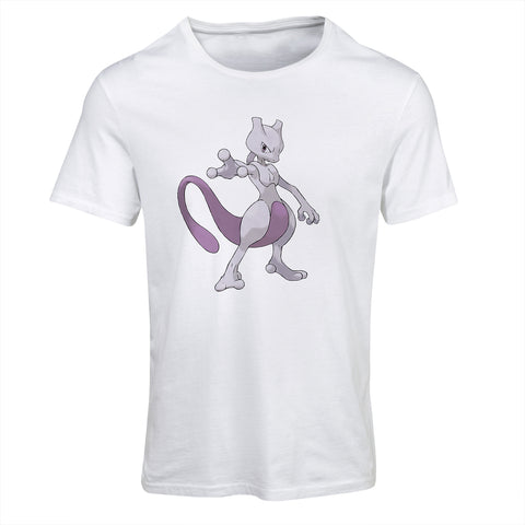 Mewtwo Pokemon T-Shirt