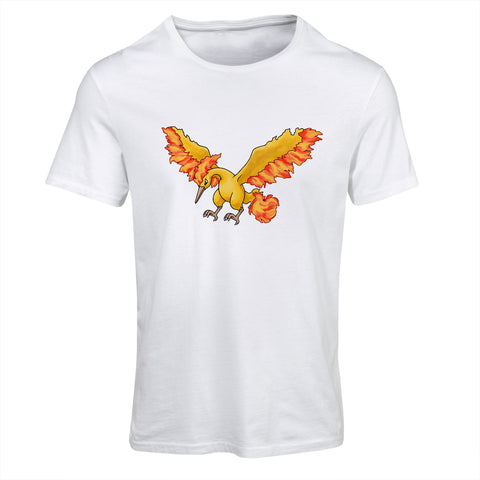 Moltres Pokemon T-Shirt