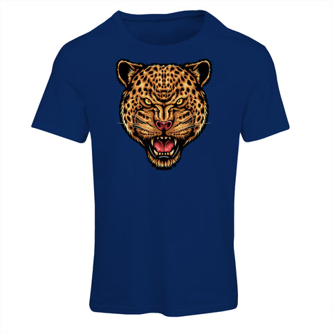 Strength and Focus ( Jaguar Head ) T-Shirt