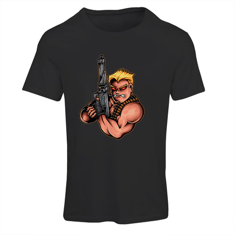 Super Soldier Cartoon T-Shirt