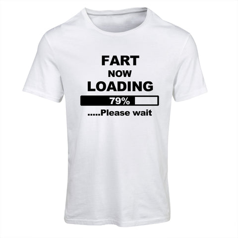 Fart Now Loading | Funny T-Shirt