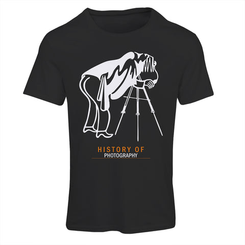 History of Photography T-Shirt