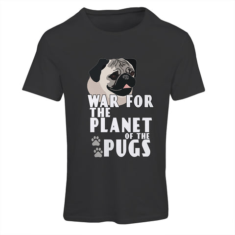 War Of The Planet Of The Pugs T-Shirt