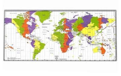 World map large mouse pad urban gamer world map large mouse pad gumiabroncs Image collections