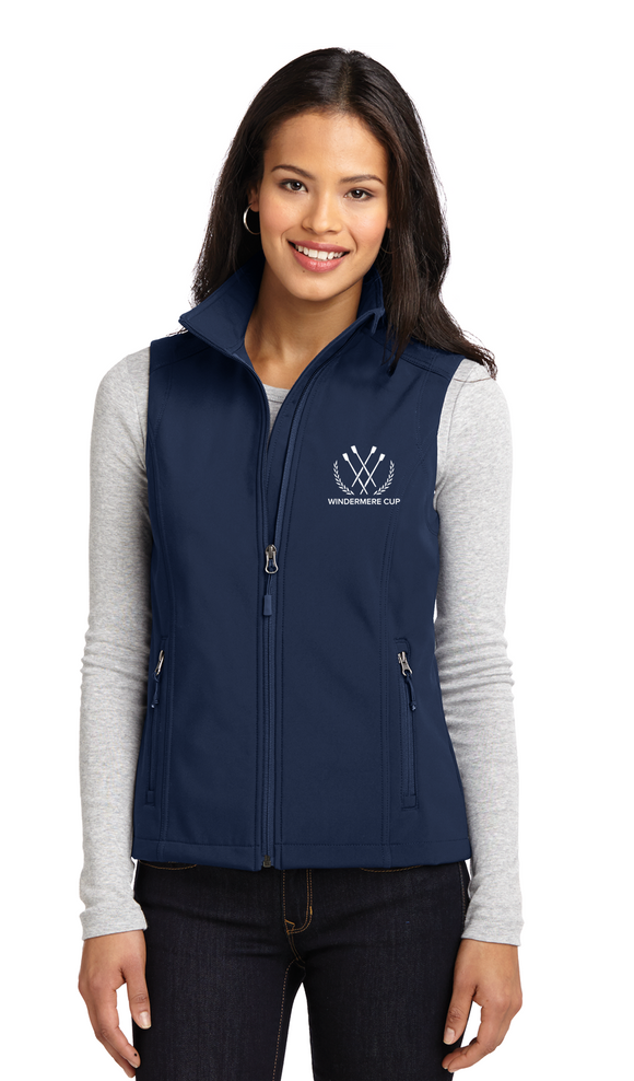 Windermere Cup Port Authority Ladies Core Soft Shell Vest