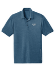 Port Authority® Coastal Cotton Blend Polo BLUE