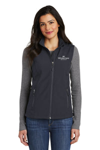 Port Authority® Ladies Core Soft Shell VEST Grey
