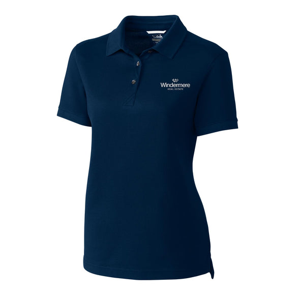 Ladies Cutter & Buck Advantage Polo
