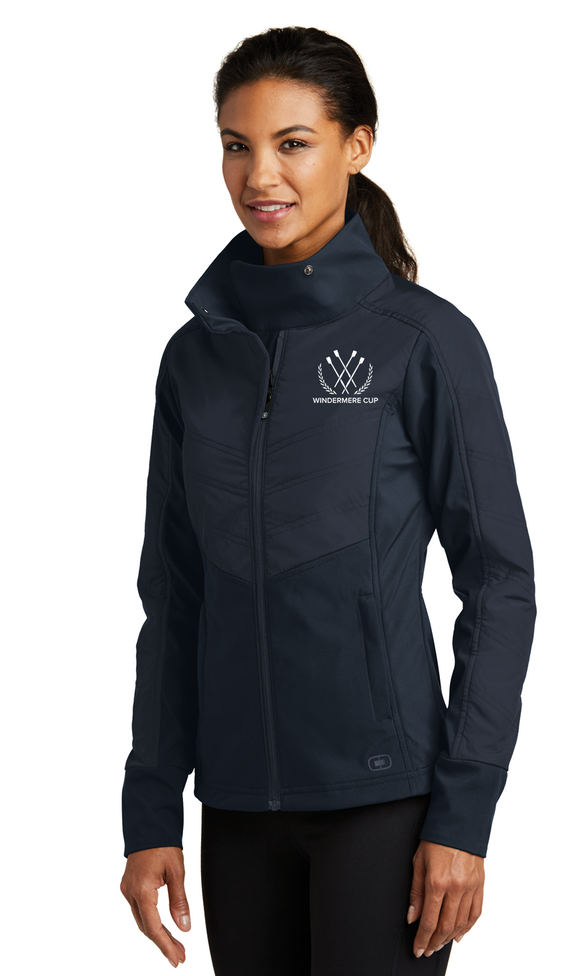 Ogio Ladies Brink Soft Shell