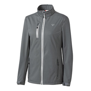 Cutter and Buck Ladies Telemark Softshell Jacket