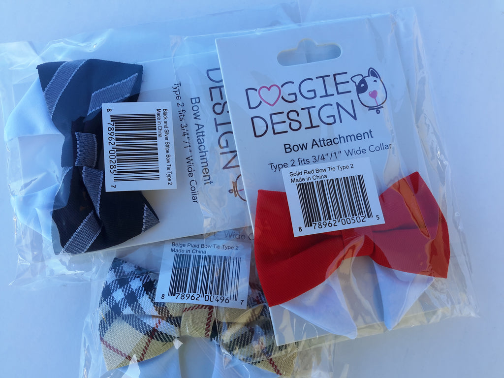 Universal Dog Bow Tie