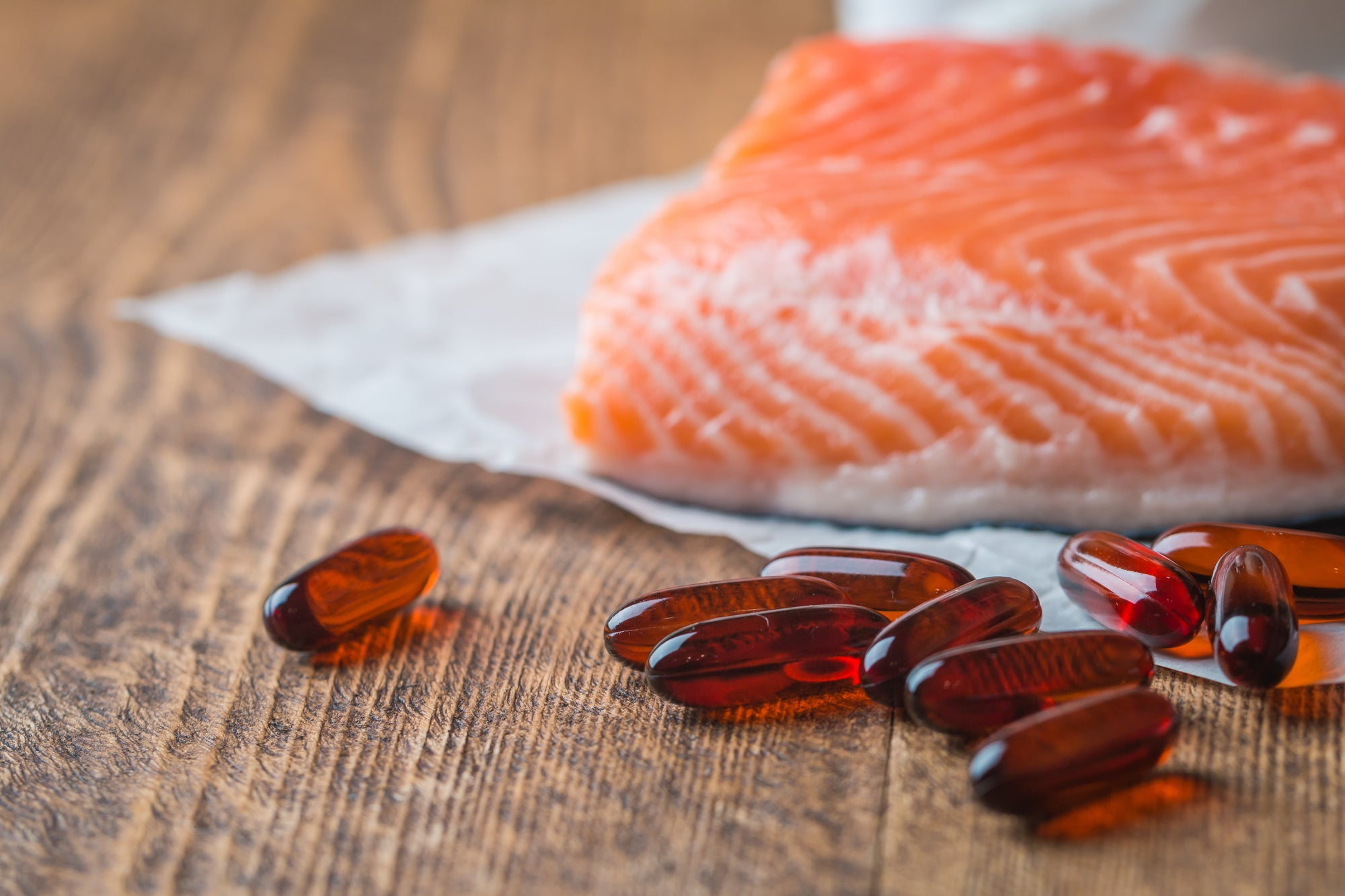Everything You Need to Know About Fish Oil & Omega 3 Fatty Acids