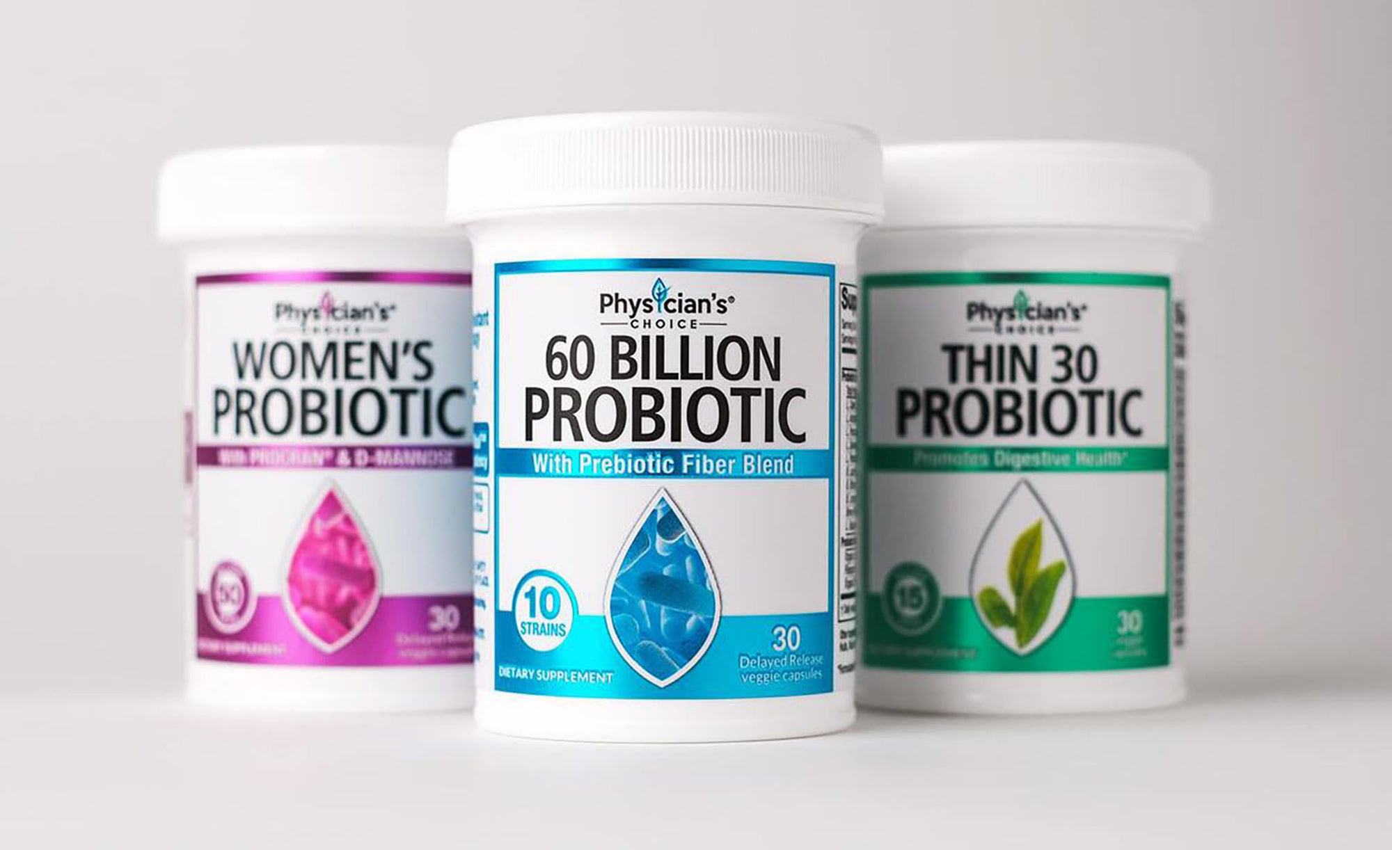 Product Spotlight: Physician's Choice Probiotic Collection