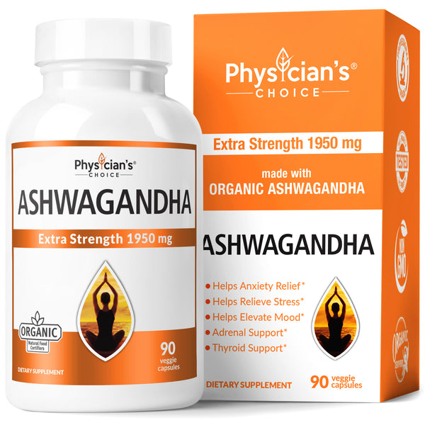 Physician's Choice Ashwagandha