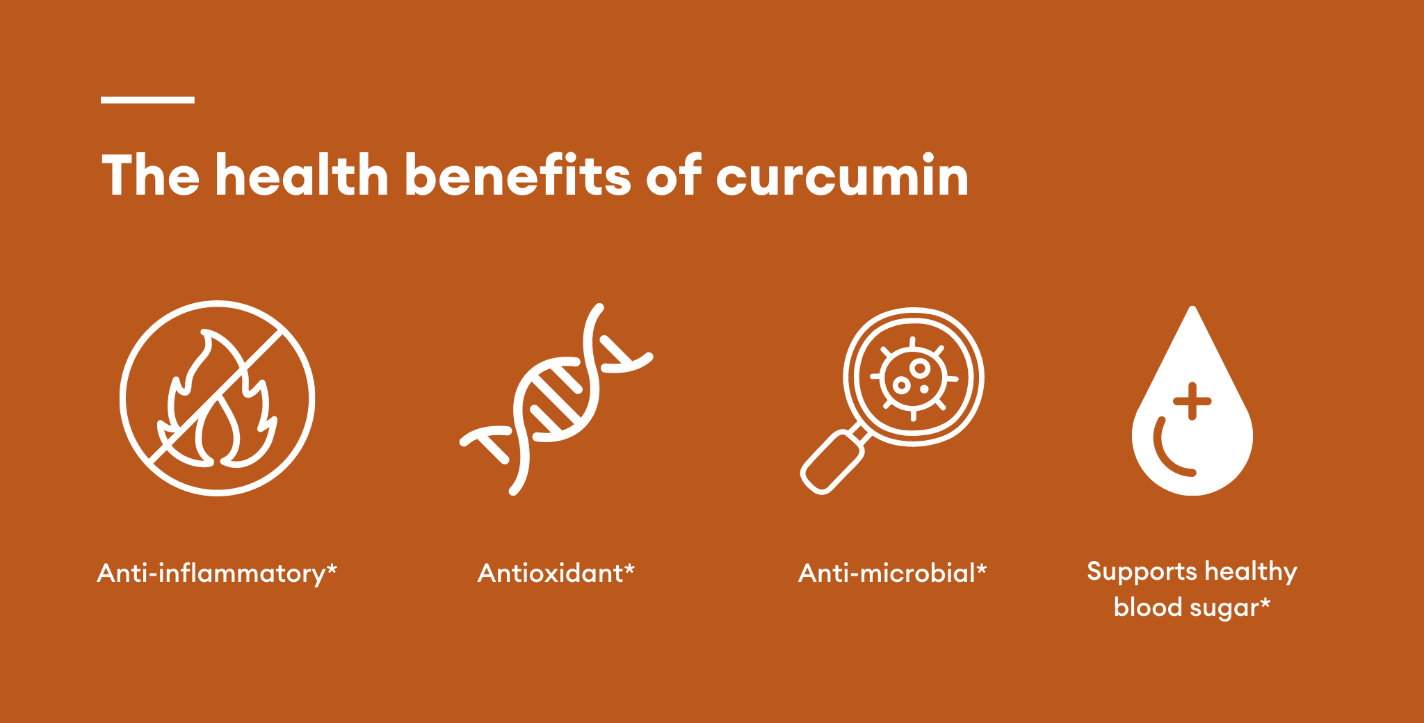 The science-backed health benefits of curcumin