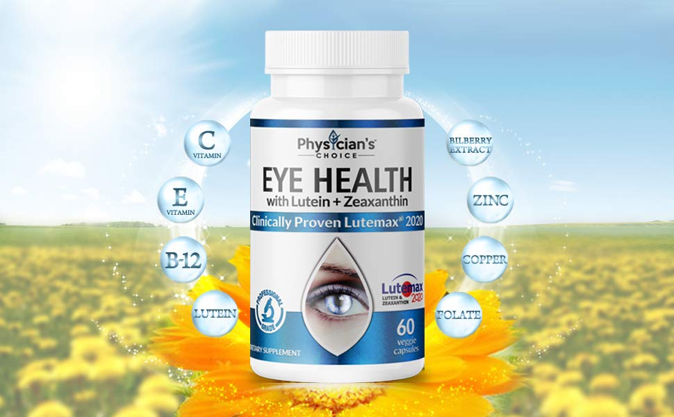 Eye Vitamins For Macular Degeneration-Dry Eye AMD
