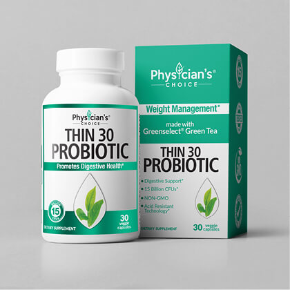 Physician's Choice Thin 30 Probiotic