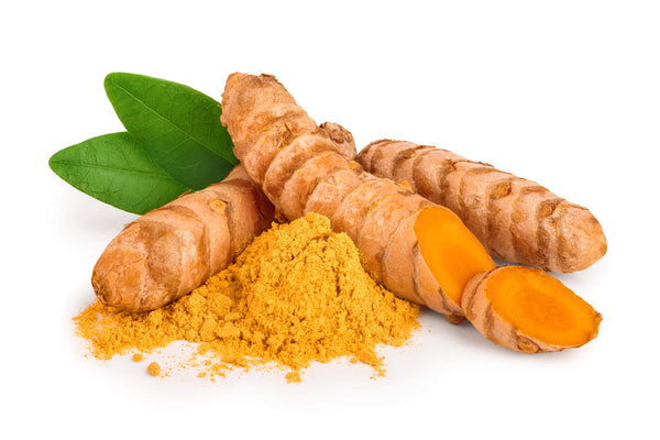 Photo of turmeric root