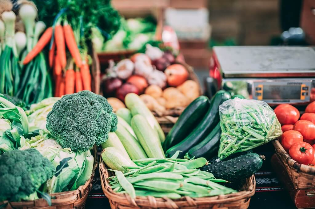 Heart-healthy vegetables to reduce cortisol levels