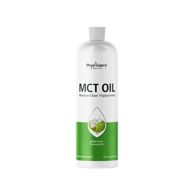 Physician's Choice MCT Oil 32 ounces
