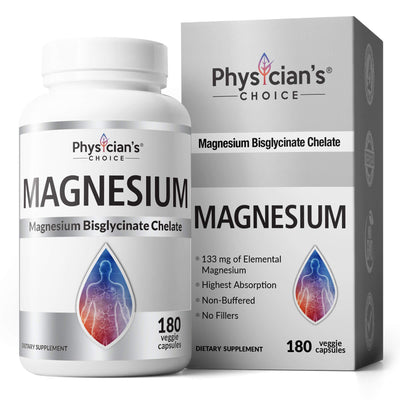 Physician's Choice Magnesium 180-count