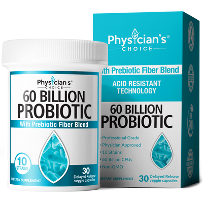 Physician's Choice 60 Billion Probiotic 30-count
