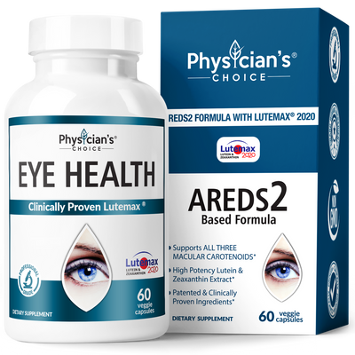 Physician's Choice Eye Health with Lutemax