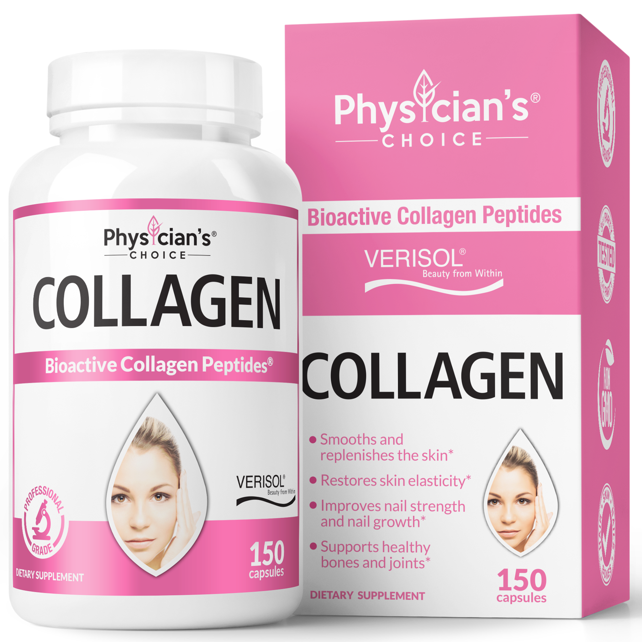 Collagen Pills from Physician's Choice