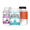 Physician's Choice Stress Relief Bundle with 60 Billion Probiotics, Sleep Aid, and Ashwagandha