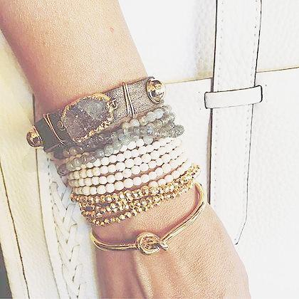 Love Knot Bangle - rockyourvnd