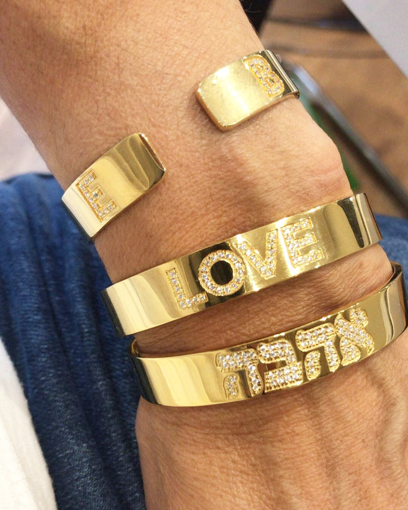 Personalized Bangle - rockyourvnd